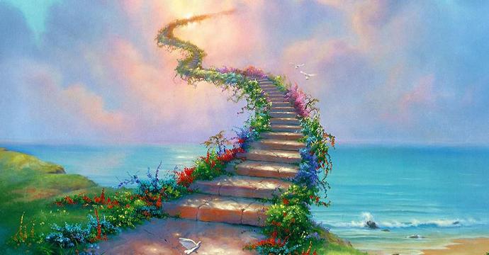 Прогулка по раю