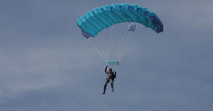 Экстрим. Прыжки с парашютом