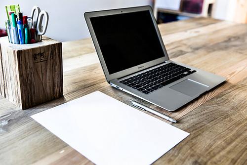 офис, ноутбук, бесплатные изображения