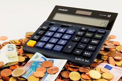 калькулятор, евро, бесплатные изображения